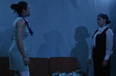 Teatronautas presenta Medusa, un texto de Ximena Carrera dirigido por Eduardo Negrete. Sala Novo, septiembre 2017