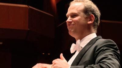 Carlos Miguel Prieto dirige a la Orquesta Sinfonica Nacional en la presentacion de Yuja Wang en el Palacio de Bellas Artes, octubre 2017