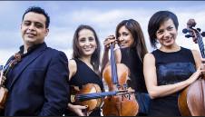 Cuarteto Arcano se presenta Festival Internacional de Musica Nueva Manuel Enriquez, octubre 2017