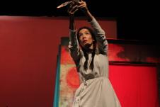 El misterio de las ninas desaparecidas, obra de Berta Hiriart, se presenta en el Teatro Orientacion, octubre 2017