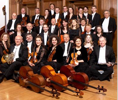 English Chamber Orchestra, dirigida por Jose Serebrier, se presenta en el Palacio de Bellas Artes, octubre 2017