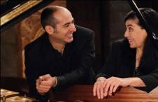 Guadalupe Parrondo y Rodolfo Ritter se presentan en el Festival Internacional de Piano En Blanco & Negro, Cenart, sep 2017
