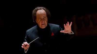 Jose Serebrier dirige a la English Chamber Orchestra, Palacio de Bellas Artes, octubre 2017