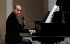 Rodolfo Ritter se presenta en el Festival Internacional de Piano En Blanco & Negro, Cenart, sep 2017