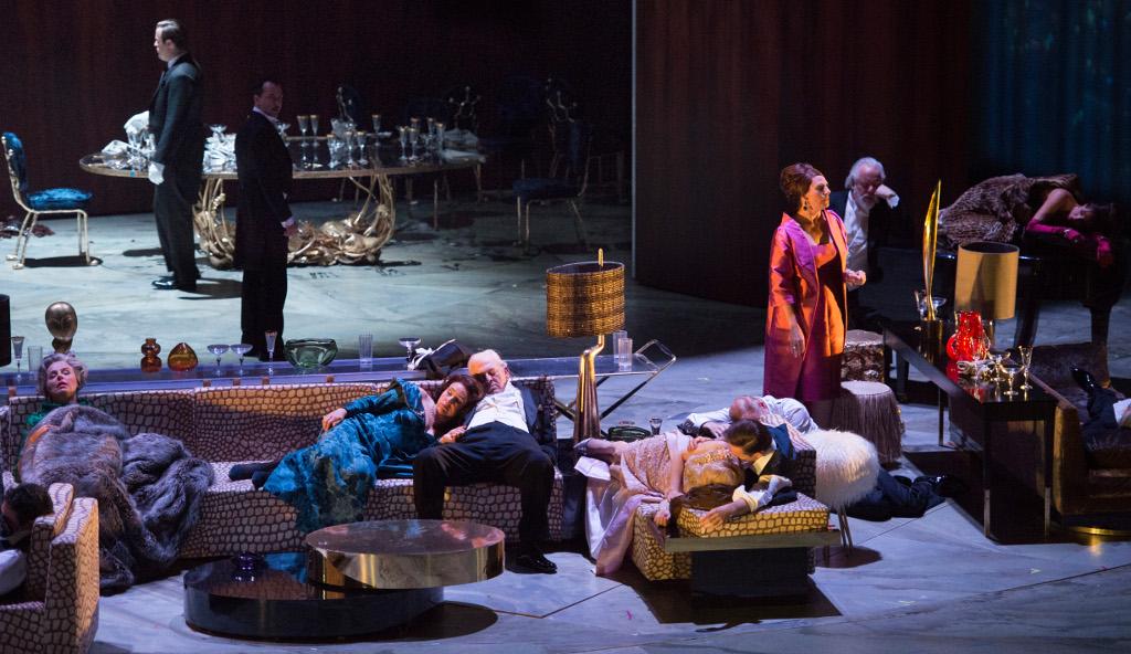 El Angel exterminador, Opera Met en el Auditorio Nacional, noviembre 2017. Foto Monika Rittershaus