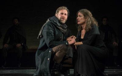 Macbeth, dirigida por Mauricio Garcia Lozano, se presenta en el Teatro Milan, enero 2017. Foto Alberto Clavijo.