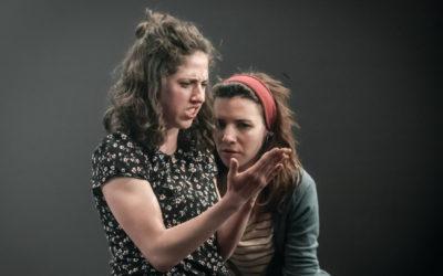 Nada, dirigida por Mariana Jimenez se presenta en el Teatro Santa Catarina, enero 2018. Foto Jose Jorge Carreon