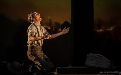 El Corazon de la materia, obra de Luis de Tavira se presenta en Teatro de las Artes del Cenart, febrero 2018
