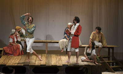 El bien del pais, dirigida por Zachary Fine, se presenta en el Teatro Helenico, marzo 2018