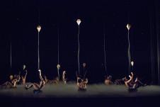 Foramen M. Danza presenta Ecos Silenciosos, obra de Beatriz Madrid, en la Sala Miguel Covarrubias, marzo 2018
