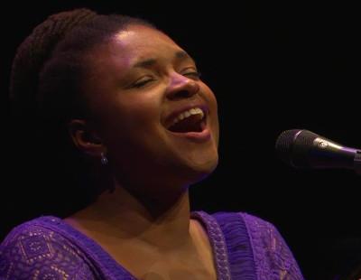 Lizz Wright se presenta en el Teatro de la Ciudad, Festival Centro Historico, marzo 2018