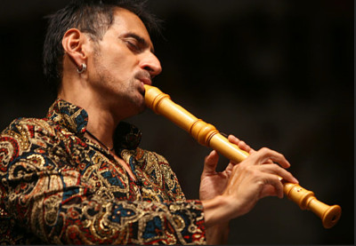 xHoracio Franco, 40 anos de carrera. Conciertos de Antonio Vivaldi. Palacio de Bellas Artes, abril 2018
