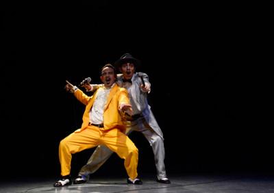 Yo soy el rey del mambo, se presenta en el Teatro Julio Castillo, abril 2018