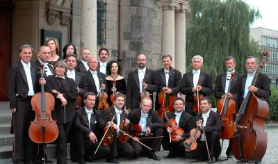 Orquesta de Camara Amadeus de la Radio Polaca, dirigida por Agnieszka Duczmal, se presenta en el Palacio de Bellas Artes, mayo 20128