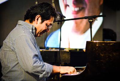 Hector Infanzon se presenta en el Clazz Continental Latin Jazz Mexico. Teatro Julio Castillo, junio 2017