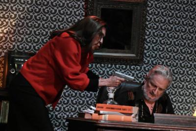 Obituario, dirigida por Gonzalo Valdes Medellin, se presenta en Casa Actum, julio 2017
