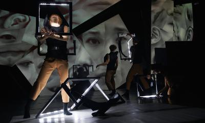 Lee Yeon Jung Dance Project se presenta en el Festival Internacional de Danza Contemporanea de la Ciudad de Mexico, agosto 2017