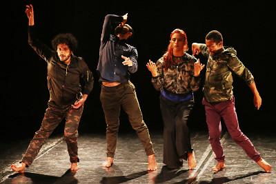 Oscar Ruvalcaba se presenta en el Festival Internacional de Danza Contemporanea de la Ciudad de Mexico, agosto 2017
