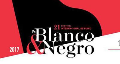 Festival Internacional de Piano En Blanco & Negro. Centro Nacional de las Artes, septiembre 2017