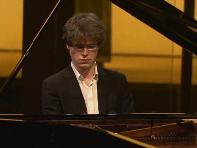Florian Noack se presenta en el Festival Internacional de Piano En Blanco & Negro. Centro Nacional de las Artes, septiembre 2017