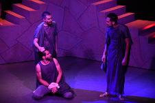 Open Spot Producciones presenta Zaratustra, con direccion de Rigoberto Sarachaga, en el Teatro Coyoacan Enrique Lizalde, septiembre 2017