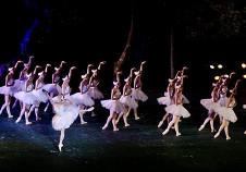 Compania Nacional de Danza, dirigida por Mario Galizzi, presenta El lago de los cisnes, Palacio de Bellas Artes, octubre 2017