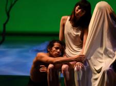 Contradanza, dirigida por Cecilia Appleton presenta Latidos, en el Teatro de la Ciudad Esperanza Iris, octubre 2017