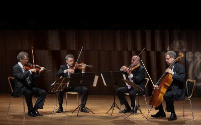 Cuarteto Latinoamericano festeja 35 anos de trayectoria en el Palacio de Bellas Artes, octubre 2017