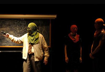 Teatro a mil  presenta Mateluna, obra de Guillermo Calderon, en el  Foro Sor Juana Ines de la Cruz, octubre 2017