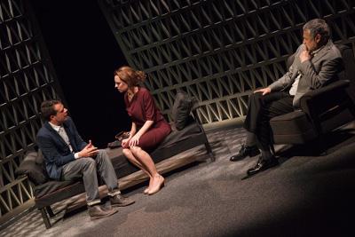 Obsesion de Ximena Escalante y direccion de Enrique Singer, se presenta en el Foro Lucerna, octubre 2017