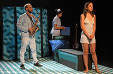 Ensuenos de Ricardo Zarraga y direccion de Carlos Corona, se presenta en la Teatreria, noviembre 2017