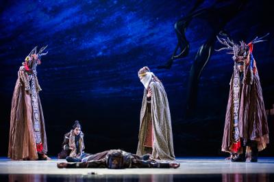 Zhaojun La Princesa, espectaculo de la China National Opera & Dance Drama Theater, se presenta en el Auditorio Nacional, noviembre 2017