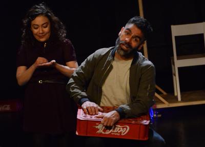 Cosas raras obra escrita por LEGOM y dirigida por Hugo Arrevillaga se presenta en la Sala Xavier Villaurrutia, diciembre 2017