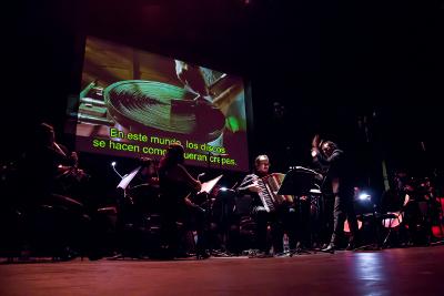 Arts Orquesta Mexico, presenta El viaje de Chihiro, Centro Cultural Teatro 1, diciembre 2017