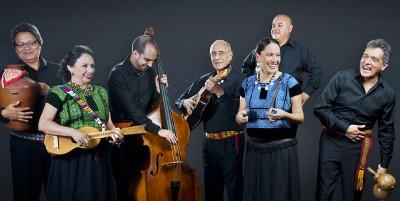 Los Folkloristas celebran 51 anos en el Teatro de la Ciudad, diciembre 2017