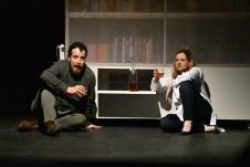 Solsticio de invierno, obra de Ana Graham y Antonio Vega, se presenta en el Teatro Orientacion, enero 2018