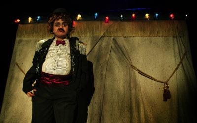 Los ninos tambien lloran. El circo del terror, obra de Yurief Nieves se presenta en el Teatro La Capilla, febrero 2018
