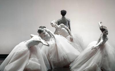 Ballet de la Opera de Liubliana se presenta en el Festival del Centro Historico, marzo 2018