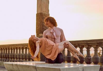 Romeo y Julieta se presenta en el Castillo Chapultepec, marzo 2018