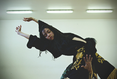 Palido Teatro presenta Edipo Rey, coreografia de Raul Tamez, Teatro de la Danza, abril 2018