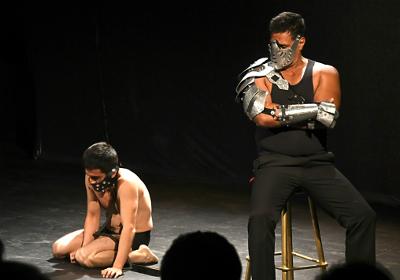 Encabronados, dirigida por Marta Luna, se presenta en el Centro Cultural Helenico, mayo 2018