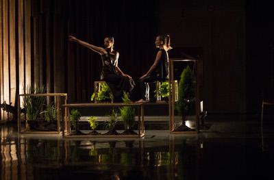 Karina Suarez Bosche se presenta en el Teatro de la Ciudad, junio 2018. Foto Gloria Minauro