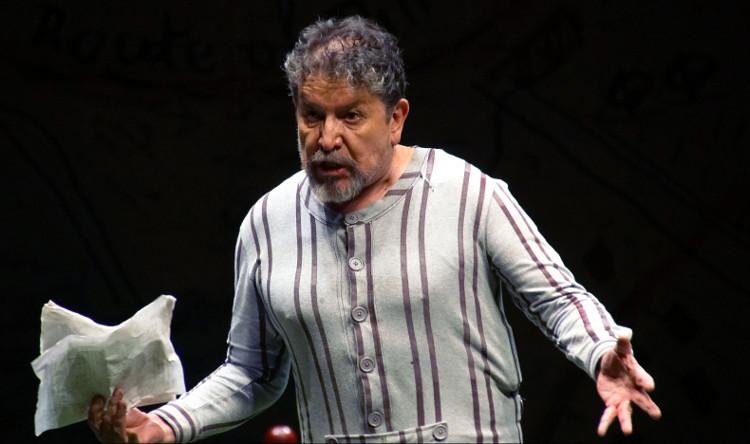Compania Nacional de Teatro presenta Un enemigo del pueblo, de Henrik Ibsen en una version de David Gaitan. Teatro Julio Castillo, agosto 2108. Foto Sergio Carreon Ireta