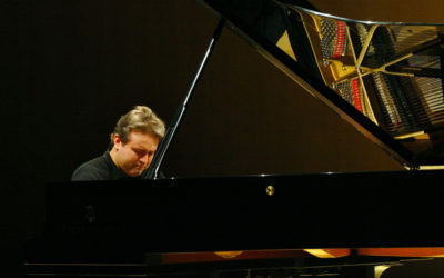 Alexei Volodin clausura el Festival Internacional de piano en Blanco y Negro. Centro Nacional de las Artes, septiembre 2018