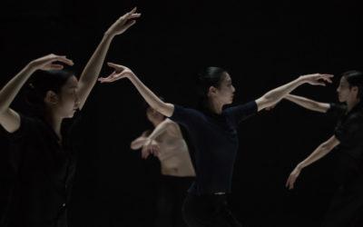 Korea National Contemporary Dance Company, presento Immixture, obra de Ahn Sungsoo, en el Teatro de la Danza Guillermina Bravo, septiembre 2018