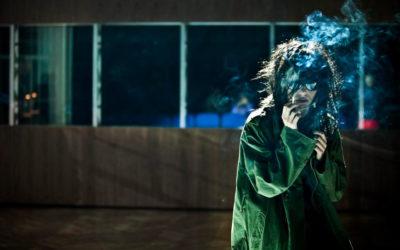 Nowy Teatr presenta El fin, obra de Krzysztof Warlikowski, en el Palacio de Bellas Artes, septiembre 2018 Foto Magda Hueckel
