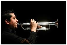 Pacho Flores se presenta con la Orquesta Sinfonica Nacional, septiembre 2018.