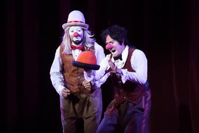 Circo Atayde, celebro 130 anos de vida en el  Teatro de la Ciudad Esperanza Iris, octubre 2018. Foto Alfredo Millan