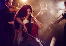 Danielle Akta, violonchelo, solista invitada de la Israel Symphony Orchestra Rishon LeZion. Palacio de Bellas Artes, octubre 2018