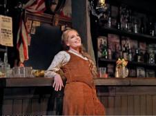 La Fanciulla del West, produccion del Metropolitan Opera en el Auditorio Nacional, octubre 2018
